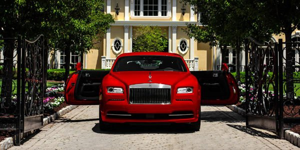 Rolls-Royce Wraith St James Edition