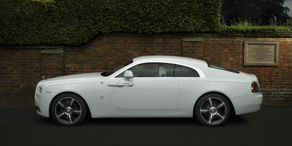 Rolls-Royce Wraith « History of Rugby »