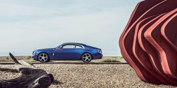 Une nouvelle Rolls-Royce Wraith bespoke en approche