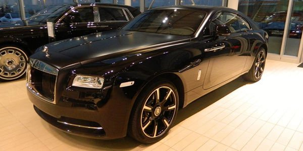 Rolls-Royce Wraith Carbon Fiber Limited Edition