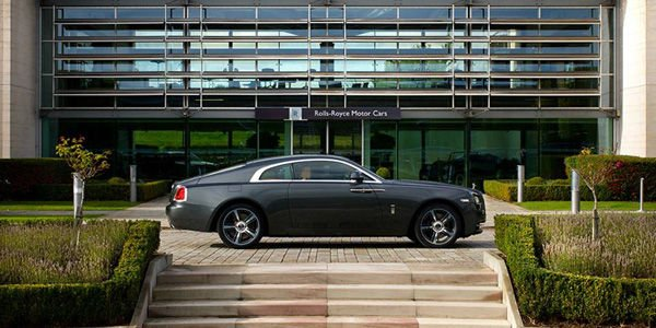 Rolls-Royce Wraith Spa-Francorchamps