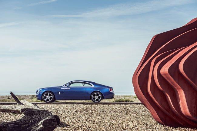 Mohammed Kazem intègre le Rolls-Royce Art Program
