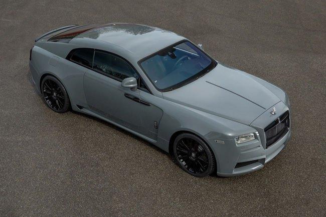 Un kit Spofec Overdose pour la Rolls-Royce Wraith