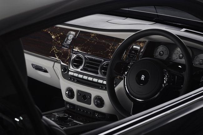 Rolls-Royce : collection Wraith Eagle VIII
