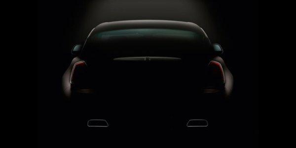 Rolls Royce Wraith : nouvelle image