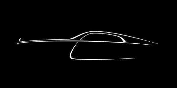 Rolls Royce Wraith : dernier teaser