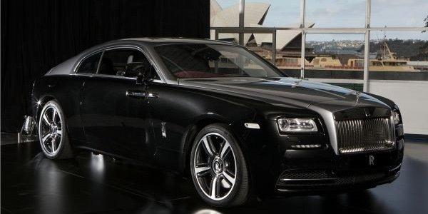 Une Rolls Wraith cabriolet dans trois ans