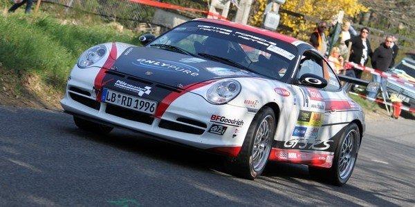 Romain Dumas Championnat des Rallyes