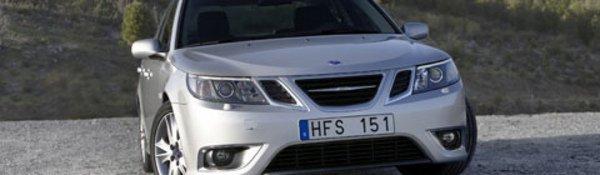 La Saab 9-3 met un faux nez