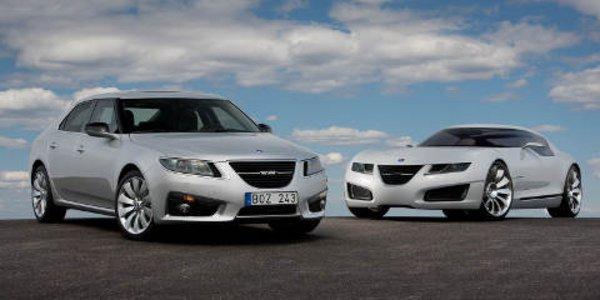 La Saab 9-5 2010 en détails