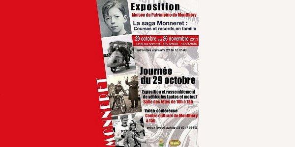 La saga Monneret s'expose à Montlhéry