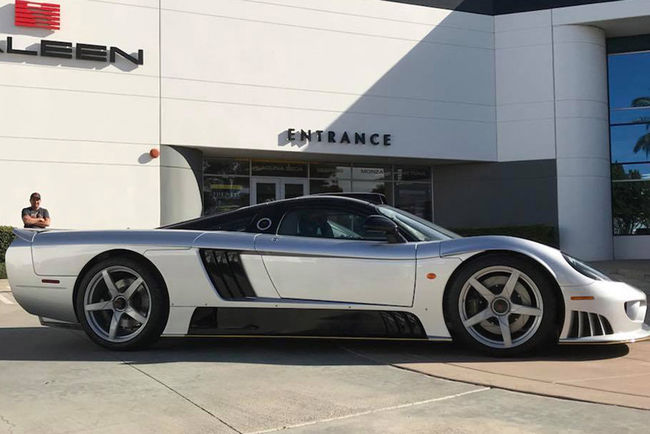 1 500 ch pour la nouvelle Saleen S7 Le Mans
