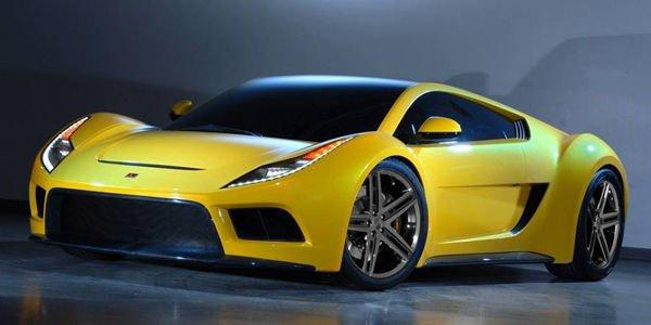 Les droits des Saleen S7, S7R et S5S Raptor sont à vendre