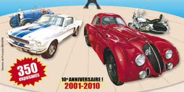 Salon Automedon 2010