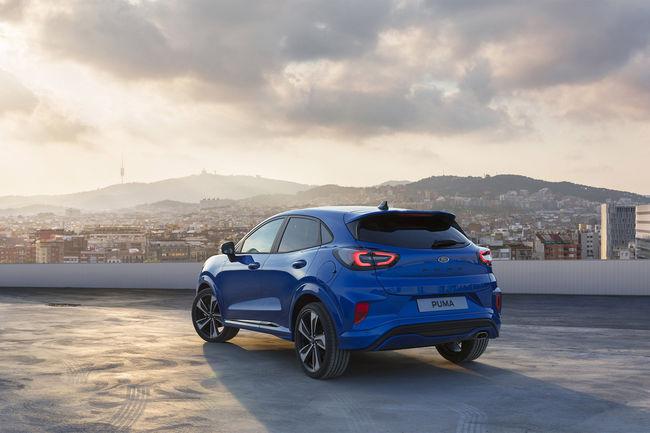 Salon de Francfort : les nouveautés Ford, Honda et Mercedes