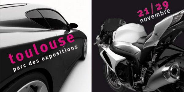 Agenda : salon de l'auto de Toulouse