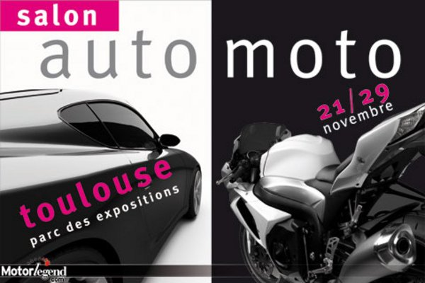 agenda salon de l 39 auto de toulouse actualit automobile motorlegend. Black Bedroom Furniture Sets. Home Design Ideas
