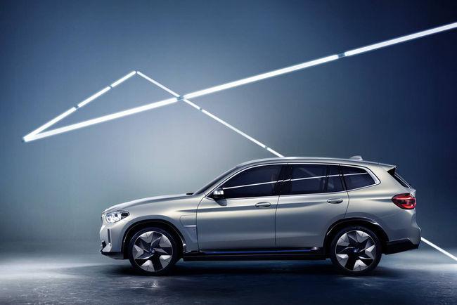 Salon de Pékin : BMW iX3 Concept