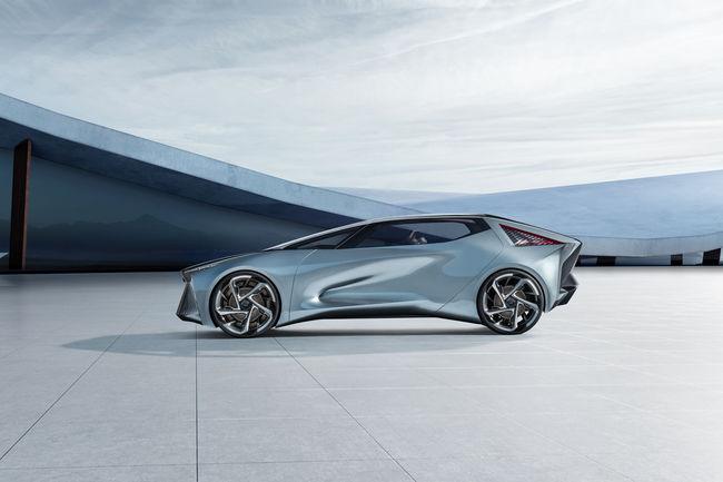 Lexus présente son concept LF-30 à Tokyo