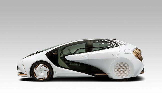 Toyota : le concept LQ présenté à Tokyo