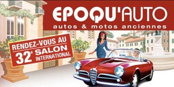 Salon Epoqu'Auto du 5 au 7 novembre
