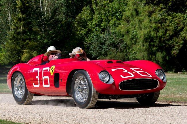 Salon Privé : Best of Show pour une Ferrari 500 Testa Rossa