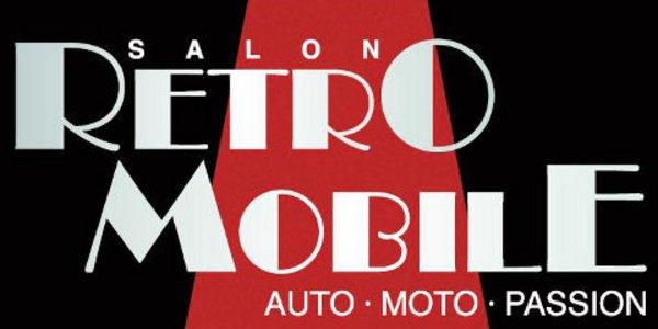 Salon Rétromobile 2011