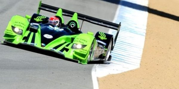 ALMS : direction Salt Lake City