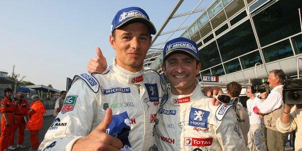 Sarrazin et Minassian en V8 Supercar