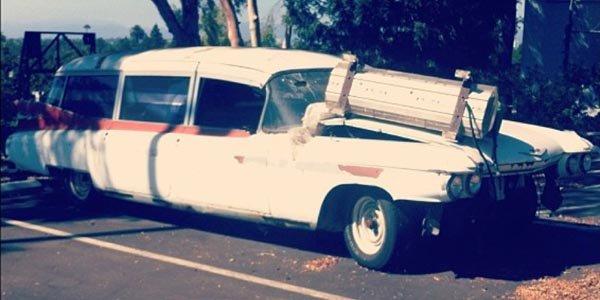 Sauvez l'ambulance de SOS fantômes !
