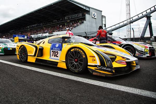 Nürburgring : la SCG003S en piste pour un record ?