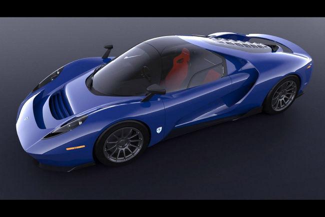 Un moteur Nissan V6 pour la nouvelle SCG 004S