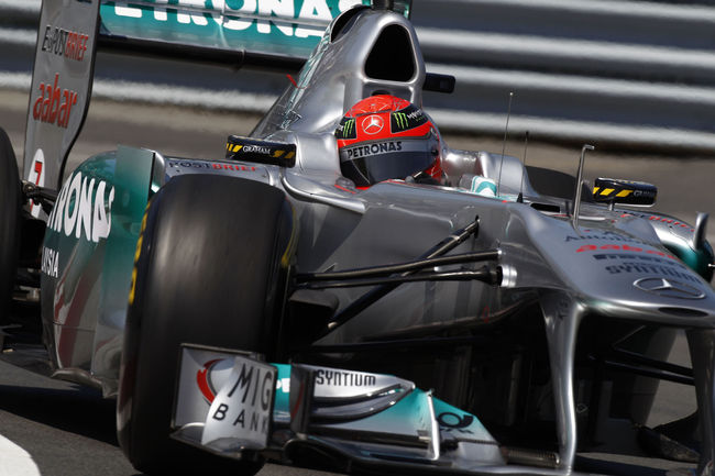 Le Goodwood FoS va célébrer la carrière de Michael Schumacher