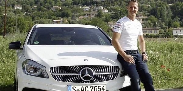 Schumacher reste chez Mercedes
