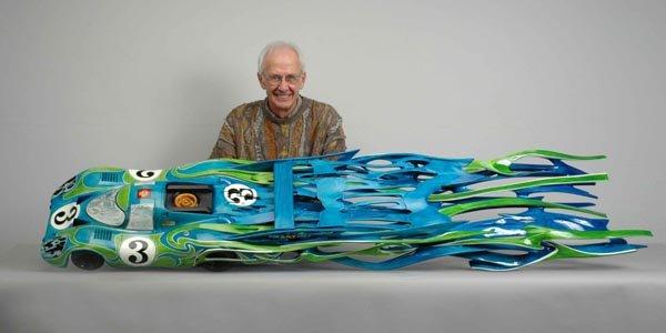 Sculptures sur bois par Dennis Hoyt