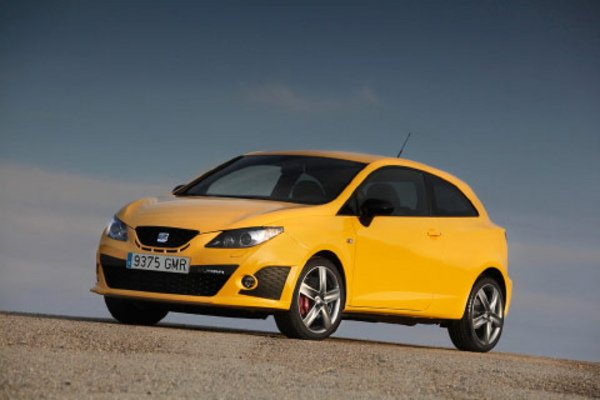 prix de la seat ibiza cupra 2009 actualit automobile motorlegend. Black Bedroom Furniture Sets. Home Design Ideas