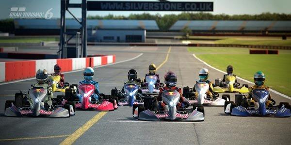 Sebastian Vettel instructeur dans GT6
