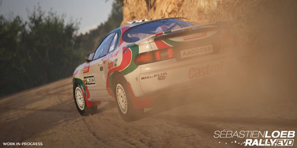 Sébastien Loeb Rally Evo : arrivée le 29 janvier