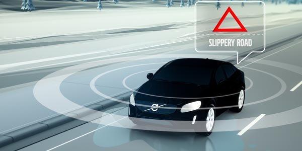 Sécurité : Volvo développe son cloud