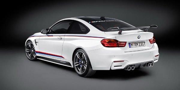 SEMA : BMW M2 et M4 M Performance