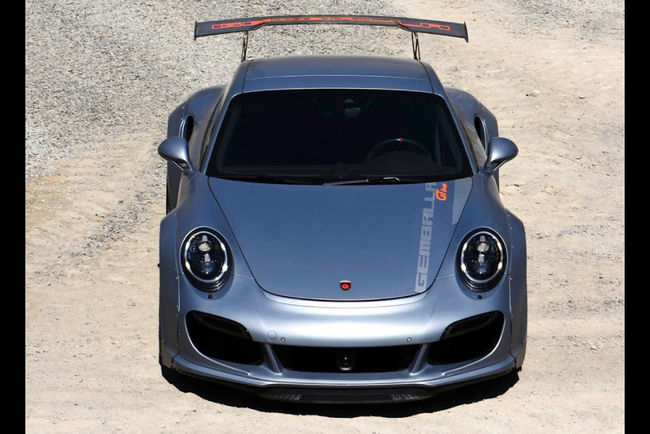 SEMA : Gemballa GT Concept