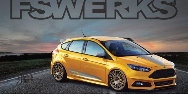 SEMA : les modèles Ford ST se dévoilent