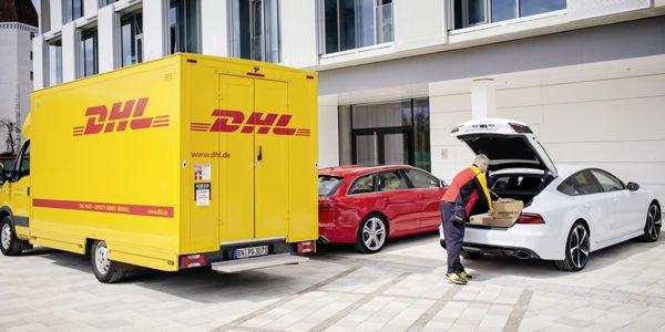 Vos colis bientôt livrés dans votre coffre grâce à Audi
