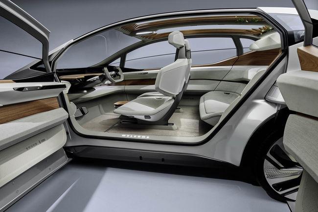 Shanghai : concept Audi AI:ME