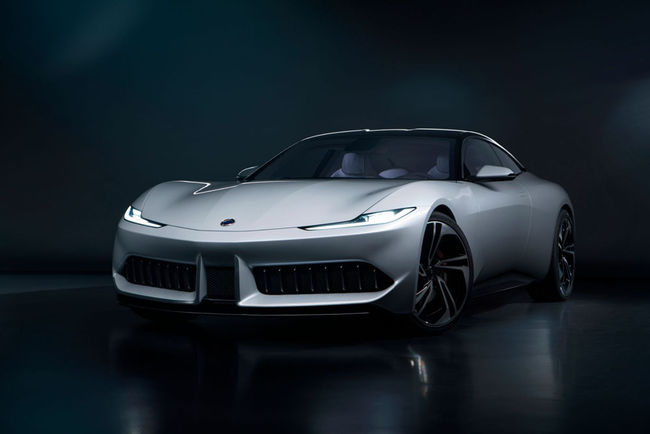 Shanghai : concepts Pininfarina GT et SC1 Vision