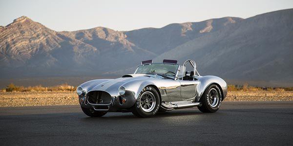 Shelby Cobra 427 50ème anniversaire