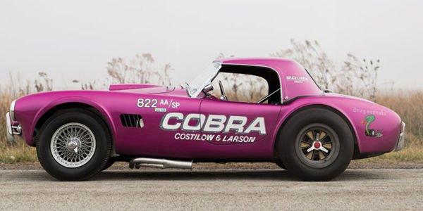 Trois Shelby Cobra sur la vente RM Sotheby's de Phoenix