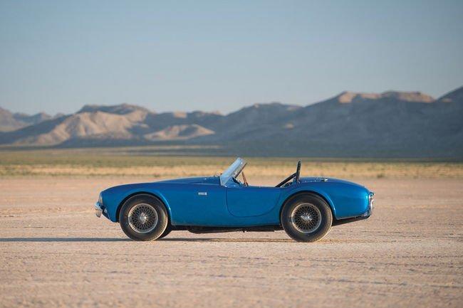 La première Shelby Cobra de l'histoire est à vendre