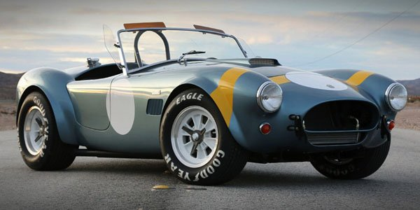 Shelby redonne vie à la Cobra 289 FIA
