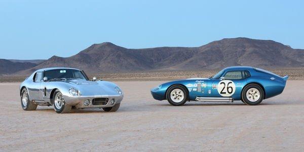 Édition Spéciale Shelby Daytona Coupé 50th Anniversary